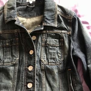 Express! Denim Jacket